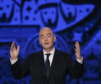 Infantino said to favour World Cup with 16 groups of three