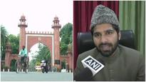 Aligarh Muslim University convocation row: Not against President Kovind, but no 'sanghi' please, says student union