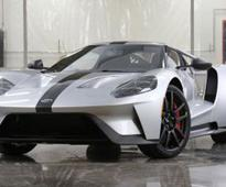 The Ford GT Competition Series is a lightweight track monster