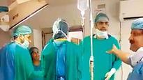 Docs fight inside OT in Raj, newborn dies