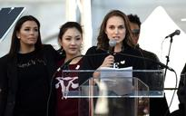Women's March 2018: Natalie Portman and Scarlett Johansson among stars to join huge protests across America