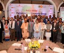 Economy key to strong India-Africa relations, says BJP MP Tarun Vijay