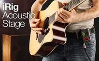 IK Multimedia Announces iRig Acoustic Stage - the Revolutionary...