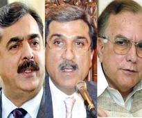 Gilani, Mehmud, Wattoo treble PPP plight