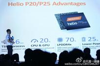 MediaTek reveals details for Helio P20, P25 and deca-core X30