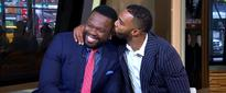 Omari Hardwick Reveals What It's Like to Work for 50 Cent