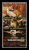 James Bond classic 'Goldfinger' plays at the Redford Theatre this weekend