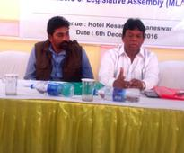 Consultation organised on FRA Implementation with the MLAs of Odisha