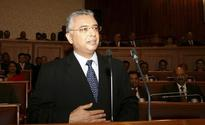 New Mauritius PM takes over from father, opponents cries foul
