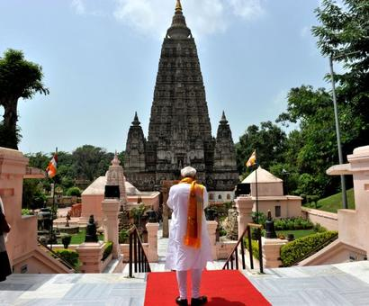 'Why are Hindus controlling the Mahabodhi temple?'