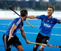 Hockey World League Final 2017: Argentina edge out England, Germany pip Netherlands to compete semi-final line-up