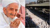 Second-highest ranking person of Dawoodi Bohra community passes away