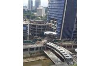 SP Setia regrets pedestrian bridge collapse