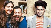 Arjun Kapoor bonds with cousin Sonam Kapoor's beau Anand Ahuja on social media