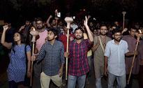 JNU Students Go On Hunger Strike