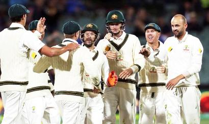Smith hails new recruits after Australia win at last