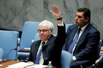 Russia asks U.N. Security Council to endorse Syria ceasefire