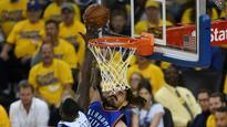 Mark Reason: A Day of Thunder from Steven Adams, half of a crazy family act
