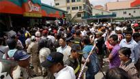 Leading anti-government critic shot dead in Cambodia