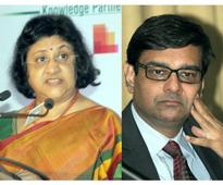 Arundhati, Urjit among contenders for next RBI Governor