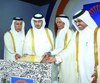 PM lays stone for QR11bn power plant