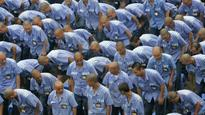 China under fire for alarming practice on prison inmates