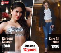 From Kareena-Sara to Maanayata-Trishala: Check out How Much Age Gap Separates These Step Mothers of Bollywood and Their Step Kids