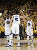 Warriors have week away from games after sweep