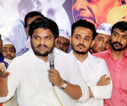 Gujarat CM, state BJP chief behind Hardik's morphed sex clips, alleges PAAS