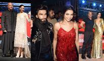 Deepika Padukone, Ranveer Singh, Vin Diesel at the xXx: Return Of Xander Cage premiere in Mumbai make it a sparkling affair to remember!