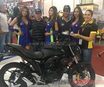Suzuki Gixxer matte black edition launched in Colombia