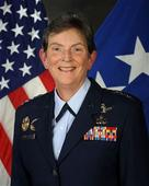 Women's History Luncheon features second female AFMC commander