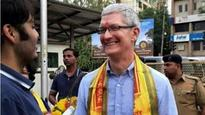 India is one of Apple's fastest growing markets: Tim Cook