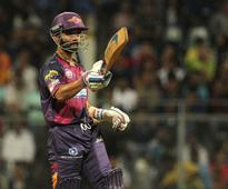 IPL: Don't Know Why Ashwin Got Only one Over, Says Rahane