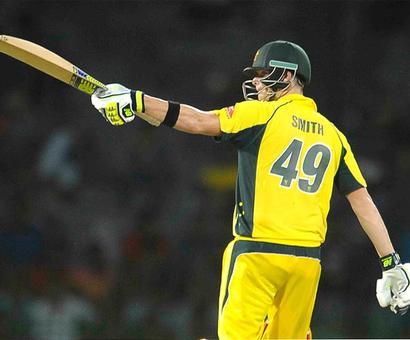 Australia beat Sri Lanka by three wickets in opening ODI