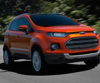 Confirmed: Ford EcoSport Set to Debut in India on 26 June