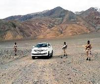 Villagers along Indo-China border get calls from spies