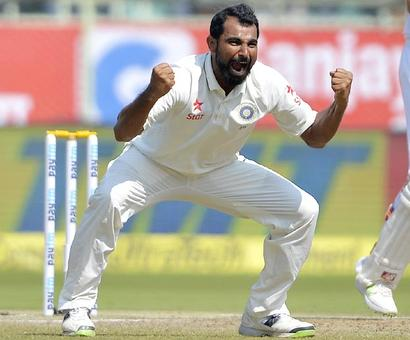 BCCI clears Shami of match-fixing charges, hands central contract
