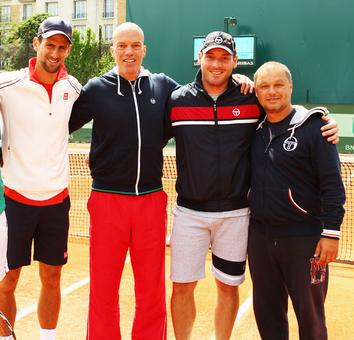 With 'aim to find winning spark again', Djokovic parts ways with coaching team
