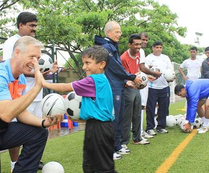How India wants to promote football after PM Modi's complaint