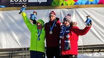 Youth Olympics: Reid Watts wins 1st medal for Canada