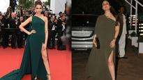 Poll: Deepika Padukone or Kareena Kapoor Khan, who rocked the thigh-high slit one shoulder gown? Vote Now!