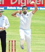 Can't keep a good man like Ravichandran Ashwin down