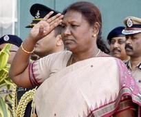 CM, Governer Droupadi Murmu pay tribute to Birsa Munda