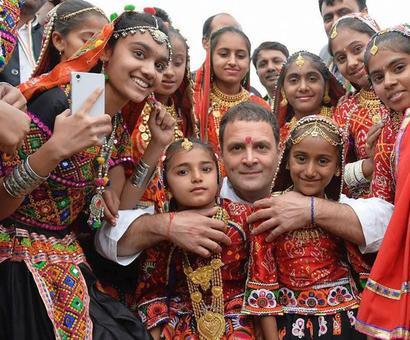 How Gujarat battle is preparing Congress for 2019 war