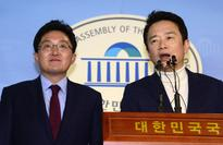 Governor, lawmaker bolt from Saenuri Party
