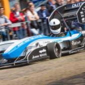 Formula Student Team Delft Unveils the First Electric Race Car Created with Dassault Systmes 3DEXPERIENCE Platform on the Cloud