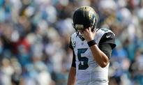 NFL analyst says the Jaguars should move on from Blake Bortles