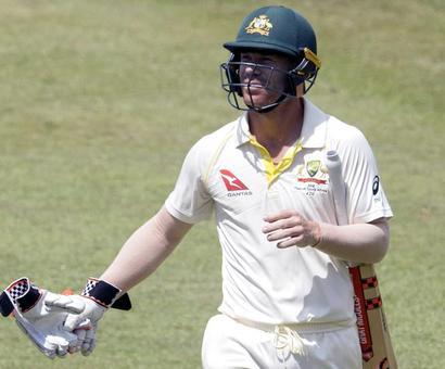 Warner set to be banned for fourth Test?