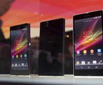 Sony aims to triple India mobile phone sales